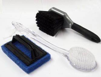 Brushes & Scrub Pads