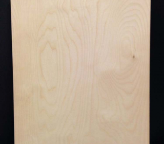 Solid Wood 245x390x15mm